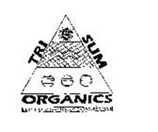 TRI SUM ORGANICS CERTIFIED ORGANICALLY GROWN PRODUCE
