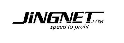 JINGNET.COM SPEED TO PROFIT