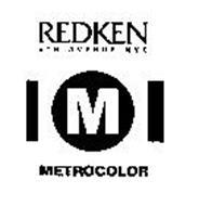 REDKEN 5TH AVENUE NYC M METROCOLOR