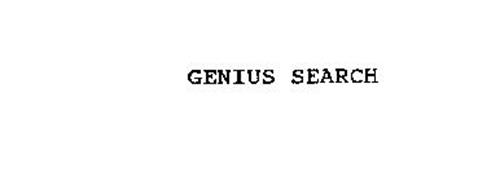 GENIUS SEARCH