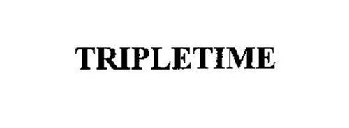 TRIPLETIME