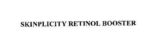 SKINPLICITY RETINOL BOOSTER