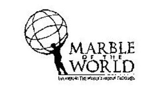 MARBLE OF THE WORLD UNCOVERING THE WORLD'S HIDDEN TREASURES