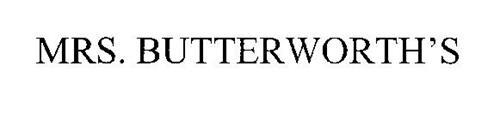 MRS.BUTTERWORTH'S