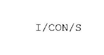 I/CON/S