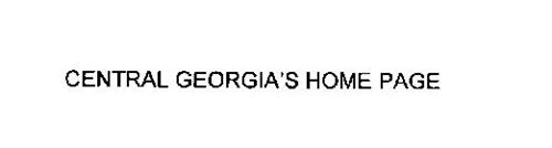 CENTRAL GEORGIA'S HOME PAGE