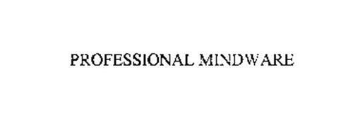 PROFESSIONAL MINDWARE