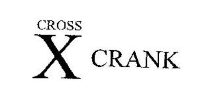CROSS X CRANK