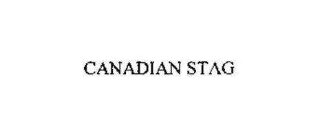 CANADIAN STAG