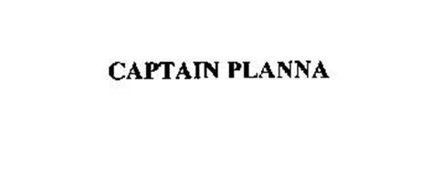 CAPTAIN PLANNA