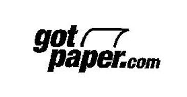 GOT PAPER.COM