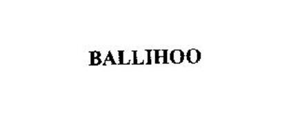 BALLIHOO