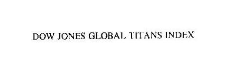 DOW JONES GLOBAL TITANS INDEX