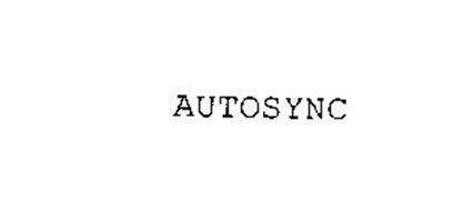 AUTOSYNC