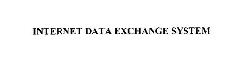 INTERNET DATA EXCHANGE SYSTEM