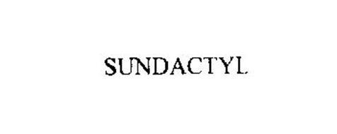 SUNDACTYL
