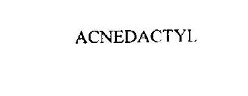 ACNEDACTYL