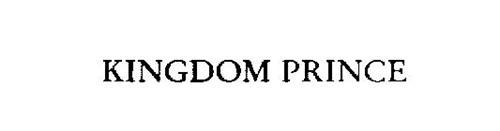 KINGDOM PRINCE