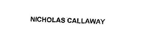 NICHOLAS CALLAWAY