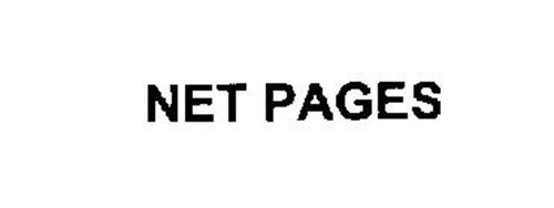NET PAGES