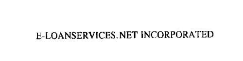 E-LOANSERVICES.NET INCORPORATED
