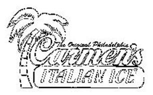 THE ORIGINAL PHILADELPHIA CARMEN'S ITALIAN ICE