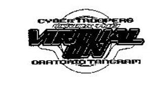 CYBER TROOPERS VIRTUALON ORATORIO TANGRAM