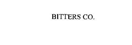 BITTERS CO.
