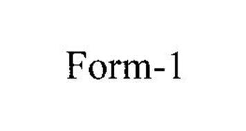 FORM- 1