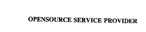OPENSOURCE SERVICE PROVIDER