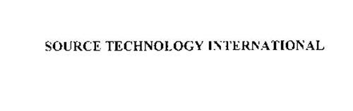 SOURCE TECHNOLOGY INTERNATIONAL