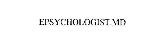 EPSYCHOLOGIST.MD