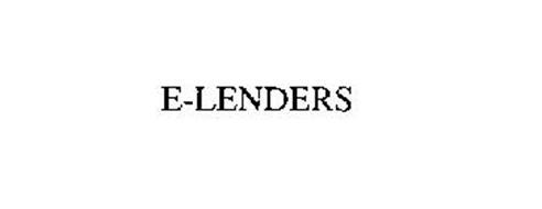 E-LENDERS