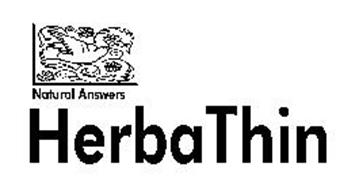 NATURAL ANSWERS HERBATHIN