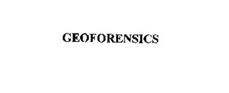 GEOFORENSICS