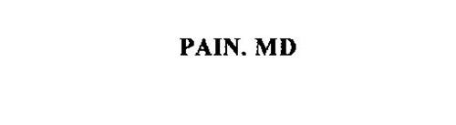 PAIN. MD