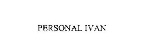 PERSONAL IVAN