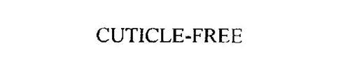 CUTICLE-FREE