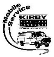 KIRBY HOME CARE PRODUCTS MOBILE SERVICE PROFESSIONAL HOME CARE SINCE 1914
