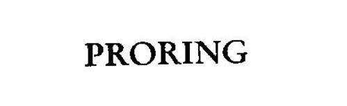 PRORING