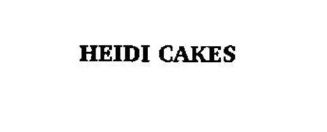 HEIDI CAKES