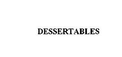 DESSERTABLES