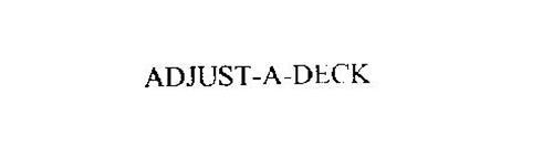 ADJUST-A-DECK