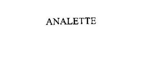 ANALETTE