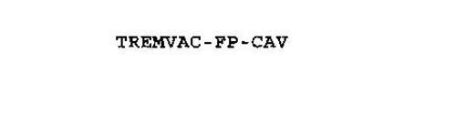 TREMVAC-FP-CAV