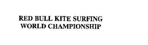 RED BULL KITE SURFING WORLD CHAMPIONSHIP