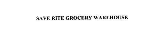 SAVE RITE GROCERY WAREHOUSE