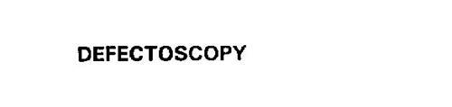 DEFECTOSCOPY