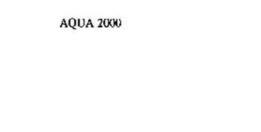 AQUA 2000