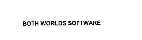 BOTH WORLDS SOFTWARE